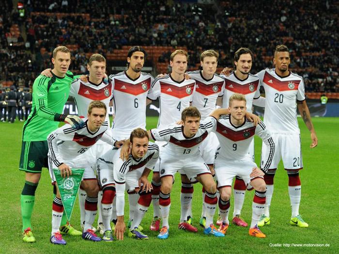 Deutschland Ist Fussball Weltmeister 2014 Arcus Planung