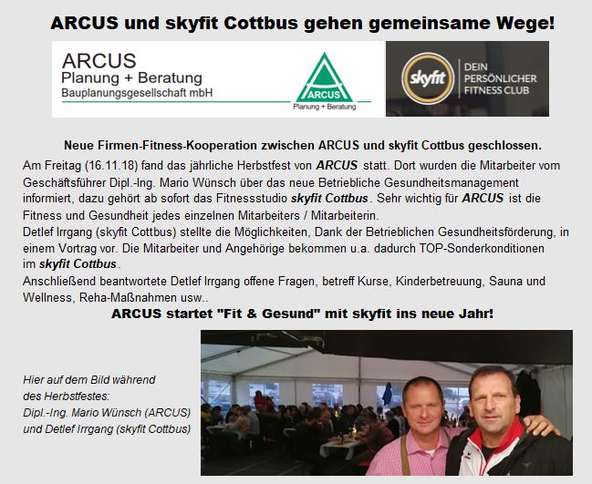 Kooperation-Arcus-skyfit